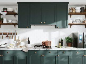 kleine Küche einrichten, Tipps für kleine Küchen, Einrichtungsratgeber