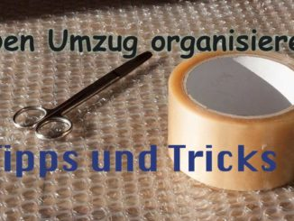 Umzug Tipps, packen, Umzug organisieren, Einrichtungsratgeber