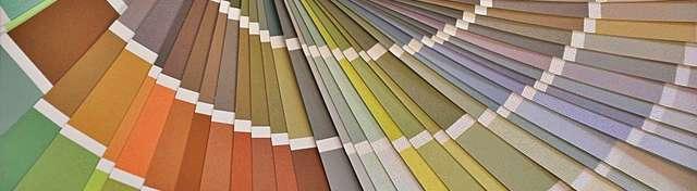 Bio Wandfarben in allen Farbbereichen