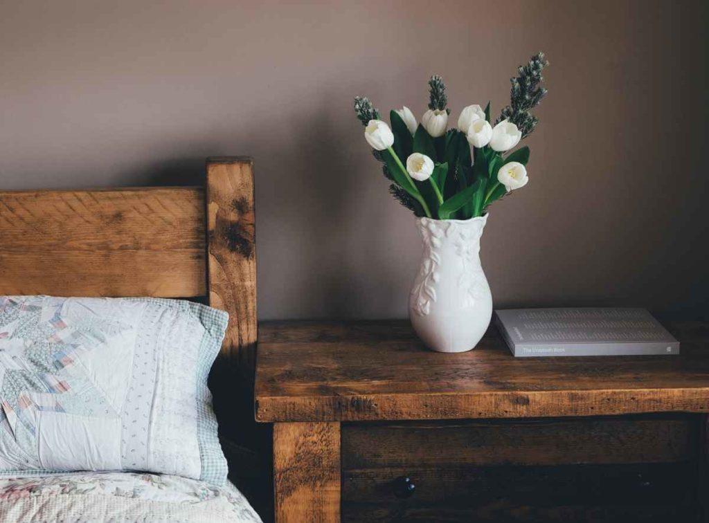 Inspiration kleine Wohnung Einrichtung, Wandfarben in Braun, Ideen Raumgestaltung